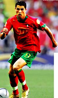 Cristiano Ronaldo Santos Aveiro